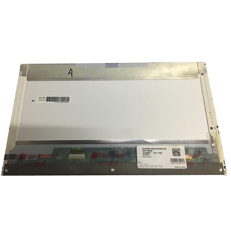 15.6LED 1920X1080 40PIN LCD Display Laptop Screen LP156WF1 TLB2 LTN156HT01 LTN156HT02 B156HW01 V.5 V5 B156HW02