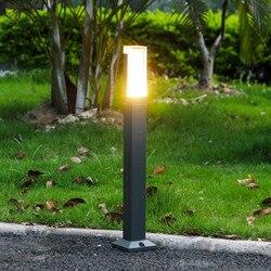 BEIAIDI Waterdichte Acryl Led Landschap Gazon Lamp Outdoor Tuin Stand Pole Kolom Licht Villa Gemeenschap Pathway Pijler Licht