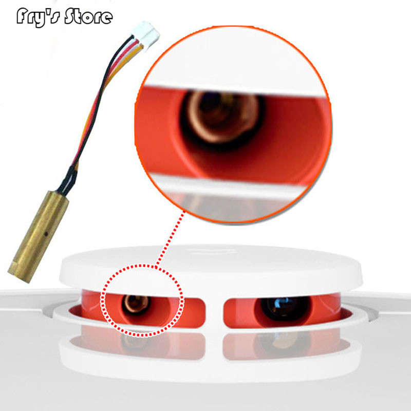 5mw LDS Laser Light Diode Replacement For XIAOMI 1st/ 2st ROBOROCK S50 S51 Robot Vacuum Cleaner Parts Accessories Free Shipping