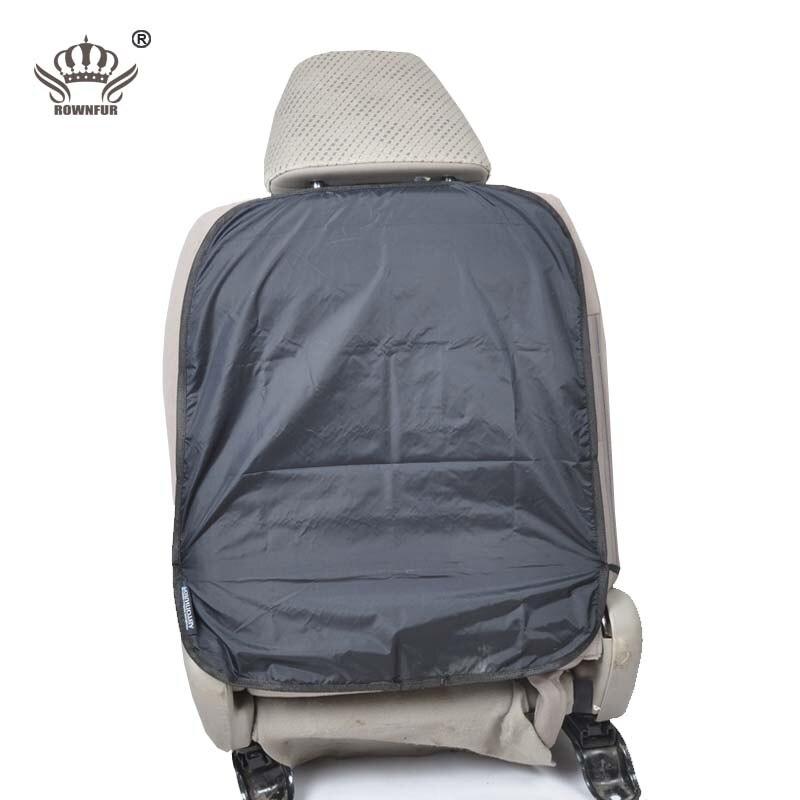 АВТОКОРОНА Авто Чехол для спинки переднего сиденья от загрязнений ногами ребёнка надежно защитит обивку салона от загрязнений авто спинки ...