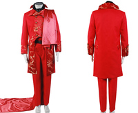Phantom of the Opera Costumes Masquerade Cosplay Costume Halloween Carnival Party Fancy Suit