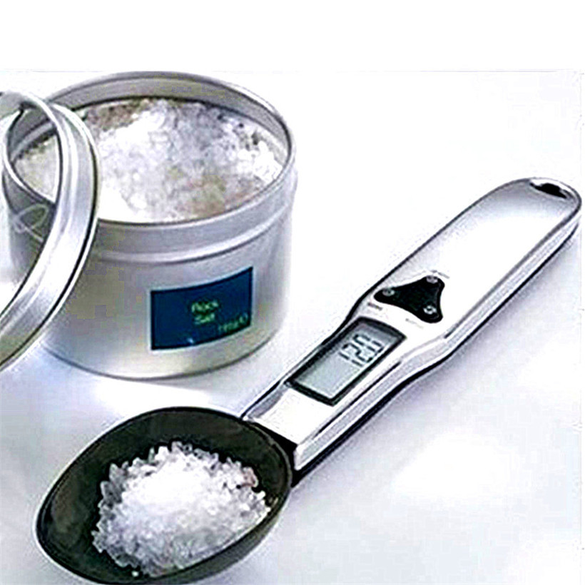 1 Pcs New High Quality Portable LCD Digital Kitchen Measuring Spoon Gram font b Electronic b