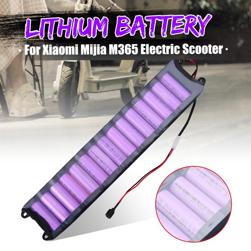 Batterie au Lithium Rechargeable de 36 V 7.8AH pour l'alimentation d'énergie légère de planche à roulettes de Scooter électrique de Xiaomi Mijia M365