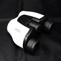 פורצלן לבן תיירות ציד 10X22 משקפת טלסקופ אכון היקף כיס נייד אור הרמה נמוך ראיית לילה