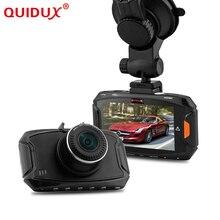 QUIDUX 2.7 Inch LCD Car DVR Camera Ambarella A7LA70 2304*1296P 30fps CAR DVRs 170 Degree G-Sensor Dash Camera With Optional GPS