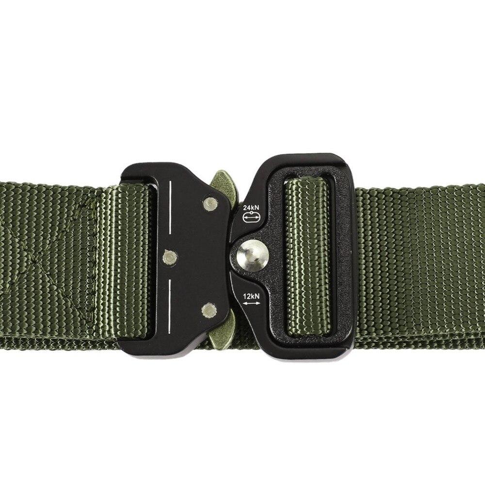 b7542a422b ENNIU Treinamento Multifuncional Cinto Tático dos homens Militares ...