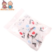 30pcs/lot Newborn Baby Diaper Reusable Nappies Training Pant Children Changing Cotton Free Size Washable Diapers