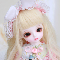 Full Set 1/6 BJD Doll BJD/SD Lina Joints Doll Lovely Resin Doll With Eyes For Baby Girl Birthday New Year Gift Free Shipping