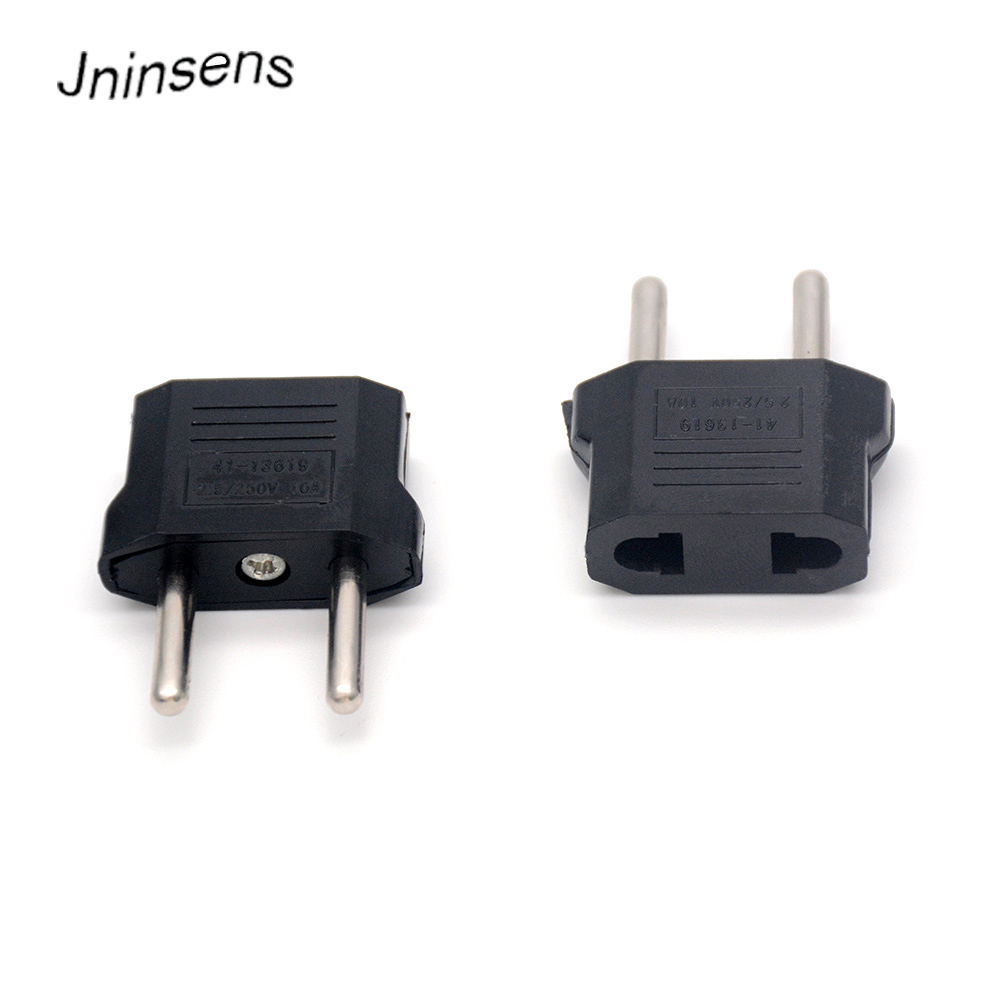 Uk Adapter Greece 2 To 1 1 4 Receiver Hitch Adapter Insert Sleeve S C Adapter 12v 2a Usb Adapter Jula: 1pcs EU Plug Adapter US To EU AC Power Plug Travel