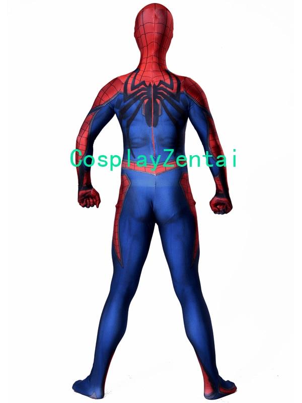 Civil Suit Spiderman Zentai