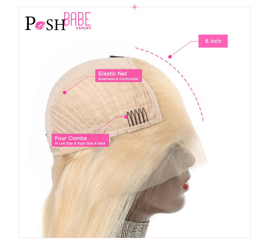 Blonde Lace Front Wigs (1)