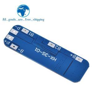 Image 3 - Tzt 3s 12v 18650 10A bms充電器リチウムイオンリチウム電池保護ボード回路基板 10.8v 11.1v 12.6v電気