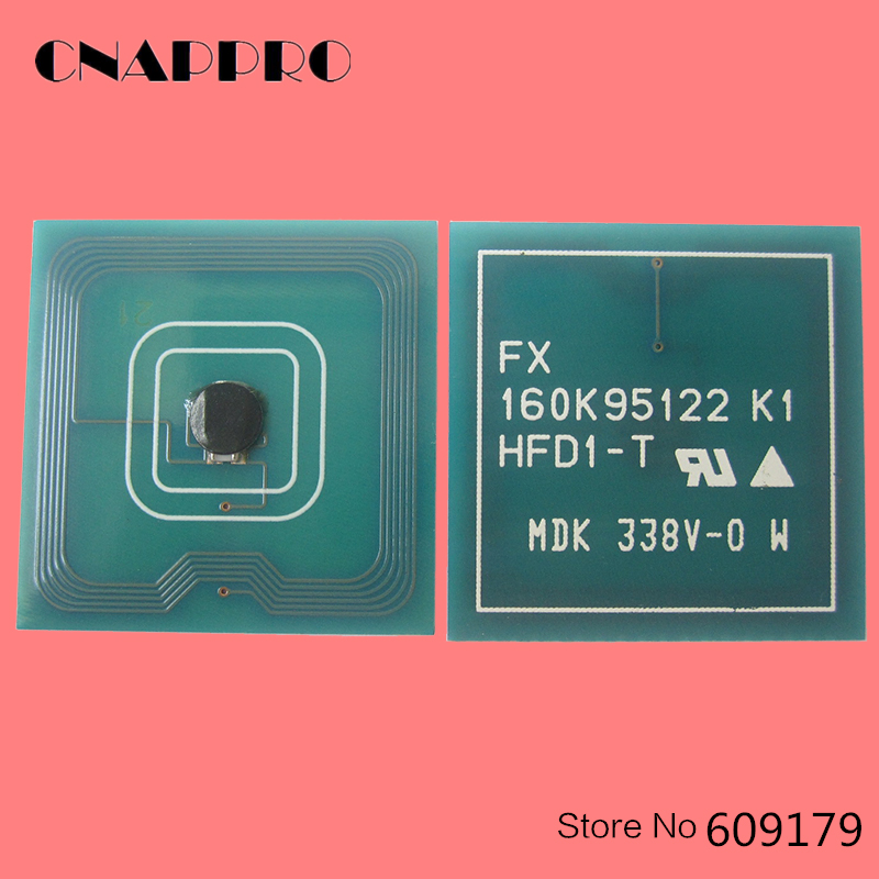 Black DocuCentre185 Drum Chip For <font><b>Xerox</b></font> DocuCentre 1055 1085 <font><b>155</b></font> 185 CT200653 CT200398 image unit Chips image