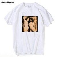 Perdido nas estrelas camiseta Homens Nu Menina Impresso T-shirt espaço verão beldade cheesecake de histórias em quadrinhos quadrinhos hip hop clothing tees