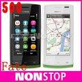 N500 Nokia 500 destino WIFI GPS 5MP 3.2 '' pantalla táctil abrió el teléfono móvil del envío gratis garantía un año en STOCK
