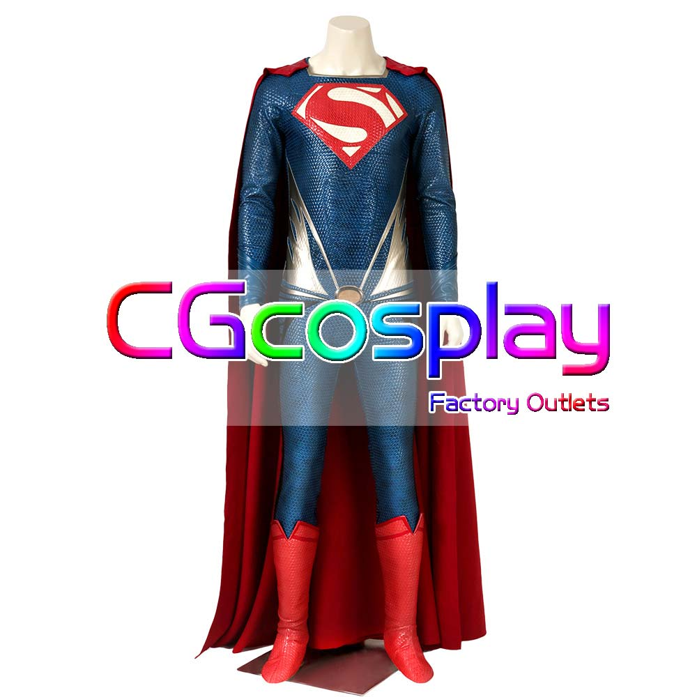 CGCOS Express Shipping Superman Man Of Steel Game Cos