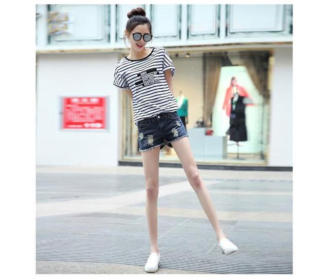 Женщины шорты 2016 летняя мода джинсы женские джинсовые шорты хип-хоп прохладный стиль патч тонкий стиль короткие джинсы