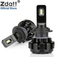 2Pcs Super Bright H4 Led Bulb Canbus 60W 7200Lm Headlight H1 H7 H8 H9 H11 HB3