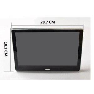 Image 4 - XST 11.6 インチ車ヘッドレスト Dvd プレーヤーモニタータッチボタンサポートビデオ HD 1080 p/USB/SD/ IR/Fm トランスミッター/HDMI/スピーカー/ゲーム