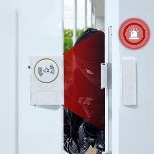 Security Alarm 120dB Wireless