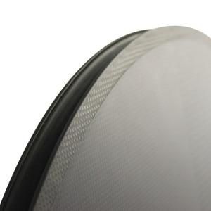Image 5 - ELITEWHEELS 1050g סופר אור משקל מלא פחמן דיסק הנימוק המכריע Tubular לאופני כביש טריאתלון זמן מסלול TT אופניים