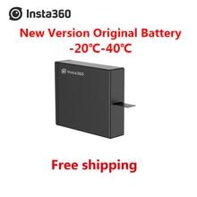 Оригинальная новая версия батареи для Insta360 ONE X 1050mAh LiPo холодные батареи Insta 360