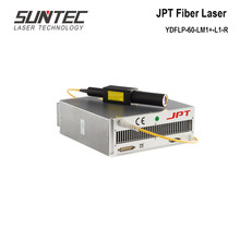 Suntec Fiber Laser Source 30W JPT MOPA Generator Mopa for Marking Machine YDFLP-30-M6+-L1