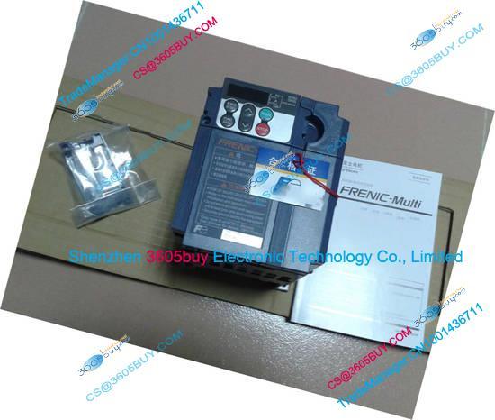Inverter FRN3.7E1S-4C 380~480V with AVR 9.0A 0.1~400Hz 3.7KW with keypad New Original