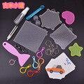 Werkzeuge Pegboard Wasser Perlen Diy Spielzeug Für Kinder Perle Set Sicherung Puzzle Kinder Pädagogisches Puzzle Mädchen Geschenk Junge Beadbond Spielzeug