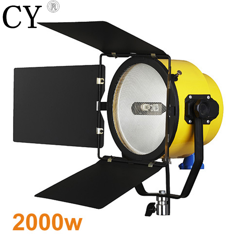 Continuous Video Lighting Red Head Film Photo 2000W studio continuous lighting photography equipment PAVL3-2000