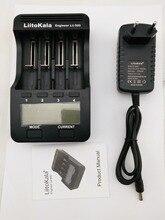 Liitokala lii500 LCD 3.7 V/1.2 V AA/AAA 18650/26650/16340/14500/10440/18500 Cargador de Batería con pantalla + 12v2a lii-500 5V1A