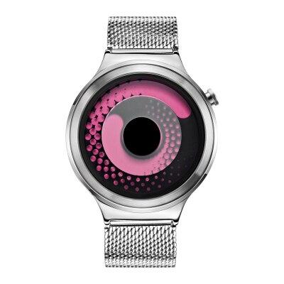 Fashion Concept Dial New Style Quartz font b Watch b font Wristwatch