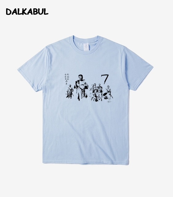 Película El Siete Samurai Camiseta Película Japonesa Akira Kurosawa
