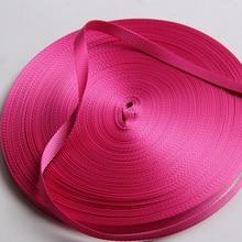 plum color nylon grosgrain ribbonb binding bias 3/8 inch 0.8mm thickness