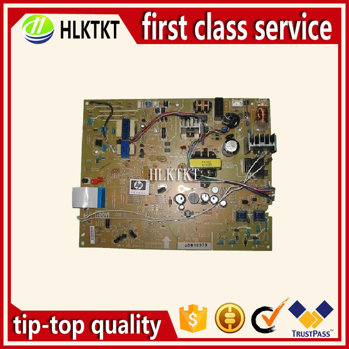 FOR HP Laserjet 1160 1320 1320n Power Supply Board RM1-1242-000 RM1-1242 RM1-1243-000 RM1-1243 Power board printer parts 2420 2400 power supply board rm1 1415