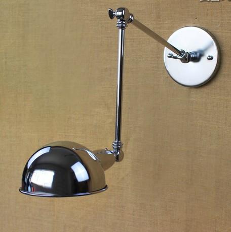 estilo loft vintage apliques de pared espejo interior lmparas de pared industrial lmpara de pared para