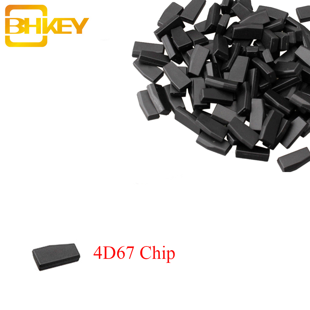 BHKEY Transponder-Chip Crown 4D67 Toyota Corolla Camery 1pcs--Immobilizer For Lexus ID67