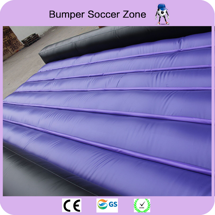 Free Shipping 12*2.7m Inflatable Gym Tumble Track Inflatable Air Tumble Track  цена и фото
