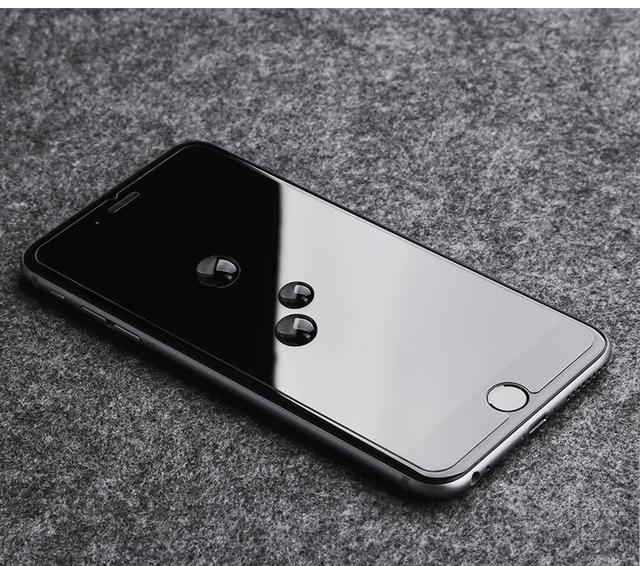 Tempered Glass Screen Protector Case Iphone 7 7plus 4 4s 5 5s 5c 5se 6 6s Plus Cover Phone Cases Protective Film