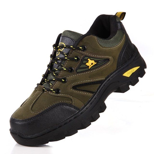 0d734d6367c Outdoor Waterproof Anti slip Sports Safety Shoes Sneakers-in Men's Casual  Shoes from Shoes on Aliexpress.com | Alibaba Group