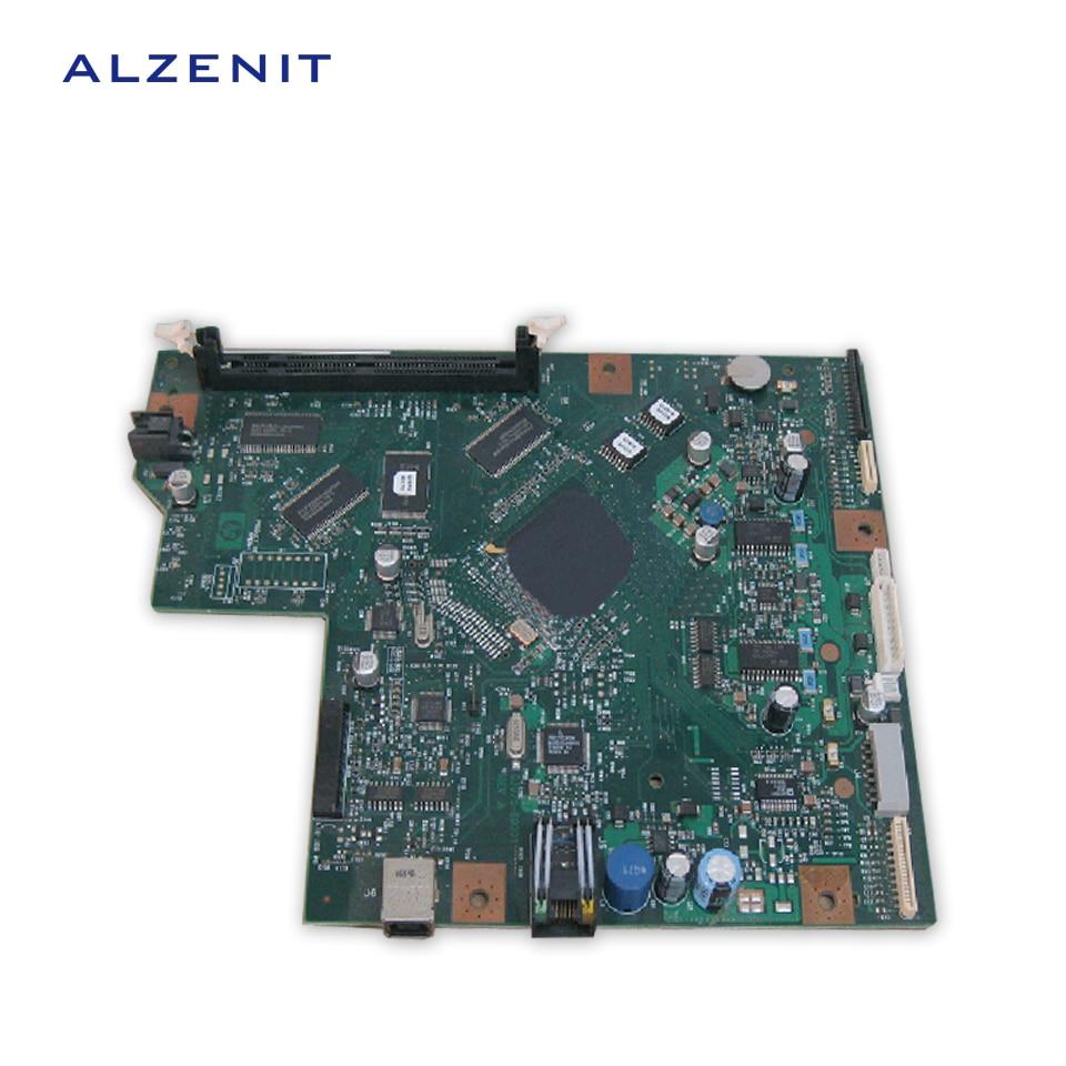 GZLSPART For HP 2820 2840 HP2820 HP2840 Original Used Formatter Board Q7776-60001  Laserjet Priter Parts On Sale formatter pca assy formatter board logic main board mainboard mother board for hp m775 m775dn m775f m775z m775z ce396 60001