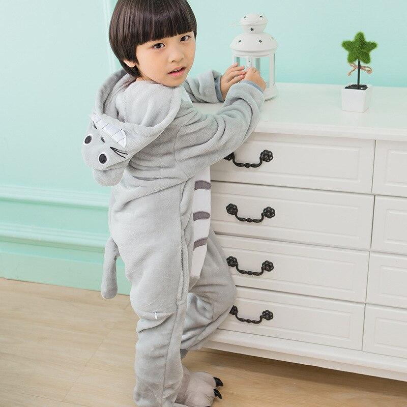 40bc4058520ed1 Gorący Bubel Totoro Cartoon Projekt Zwierząt Cosplay Piżama Pijamas piżamy  Flanelowe Podkładów Kobieta Mężczyzna Z Kapturem Dla Dzieci Chłopcy  Dziewczęta ...