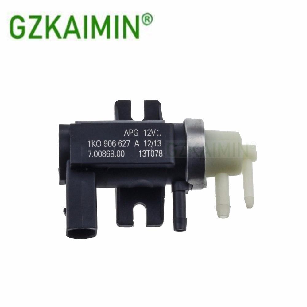 High Quality  Vacuum Pressure Valve N75 TDI E 1K0906627A 1K0906627B 1K0 906 627 A 1K0 906 627 FOR AUDI .