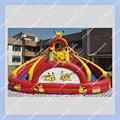 Горячие Продажи Покемон Надувной Слайд DHL Бесплатная Доставка Товарного Качества для Арендного Бизнеса