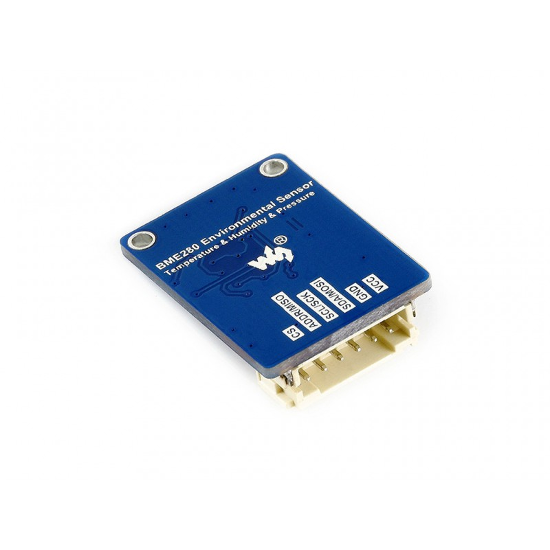 US $11 03 8% OFF|BME280 Environmental Sensor Temperature Humidity  Barometric Pressure I2C / SPI interface compatible with Raspberry Pi  STM32-in Demo