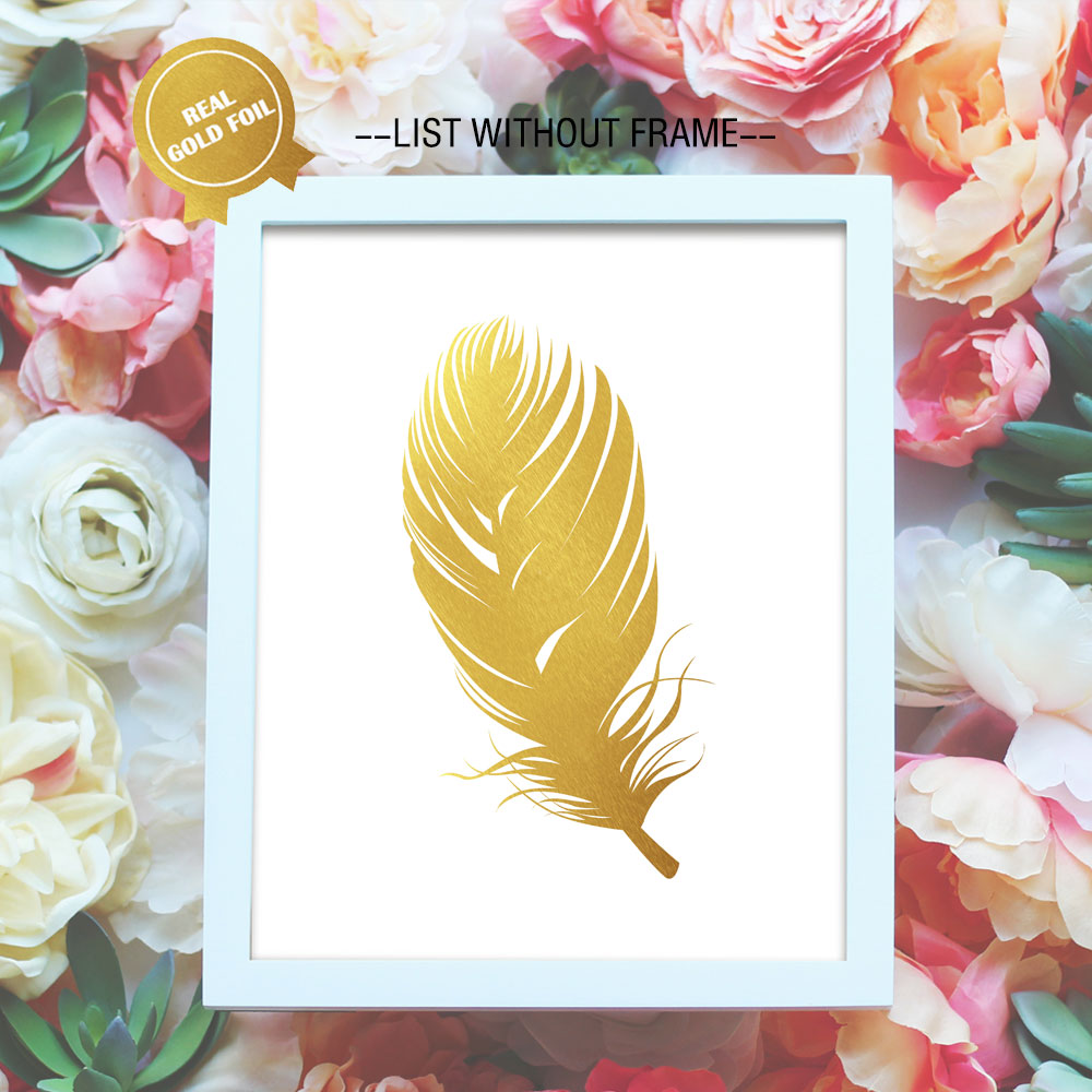 Excellent Gold Framed Wall Art Contemporary - The Wall Art ...