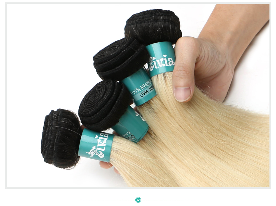 Ombre Blonde Human Hair (16)