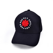 Red Hot Chili Peppers band logo Baseball cap Rock of Losangeles Letter Californication Men and women Hip-hop
