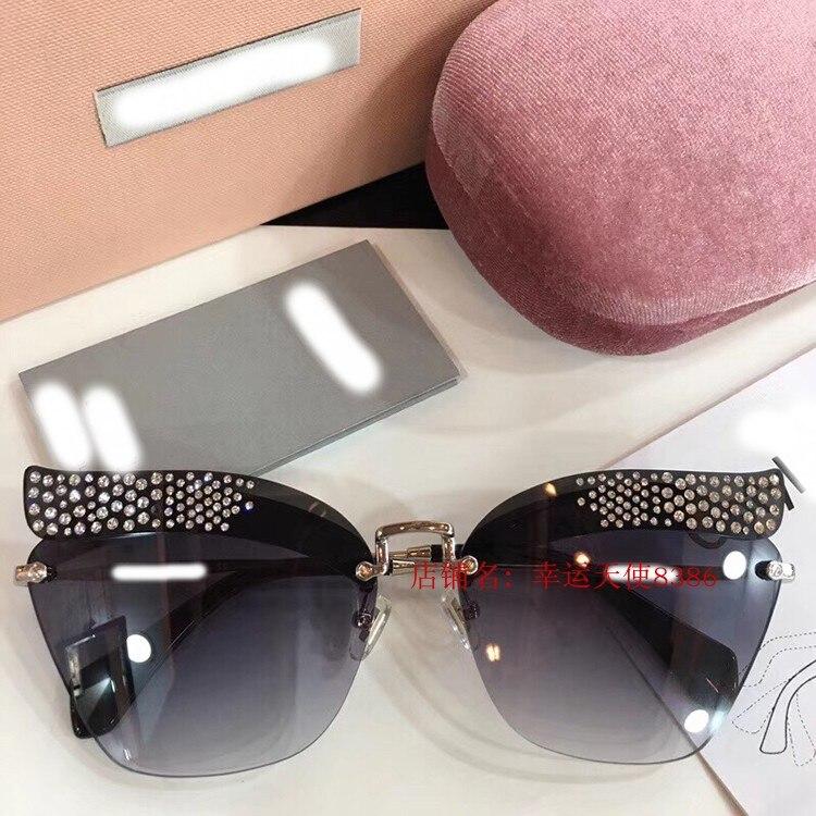 Gläser 4 Luxus 1 3 2 Marke Für Frauen Sonnenbrille Carter Designer Y0183 Runway 2019 C4xw8qUq