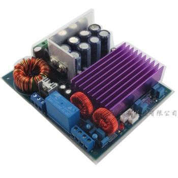 Car high power power amplifier board Battery 12-14V power supply 170WX2 output TDA8950 digital power amplifier board